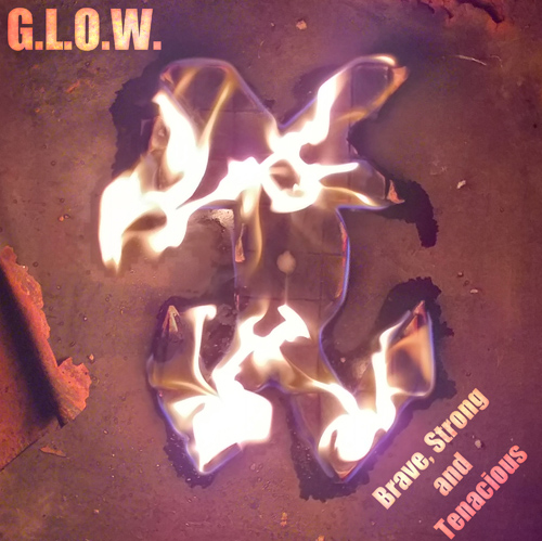 GLOW Brave Cover Site