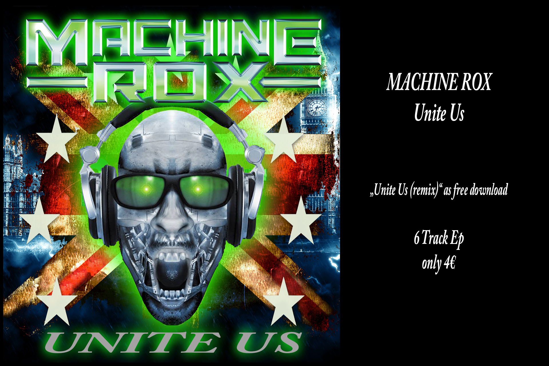 MACHINEROXUniteUs