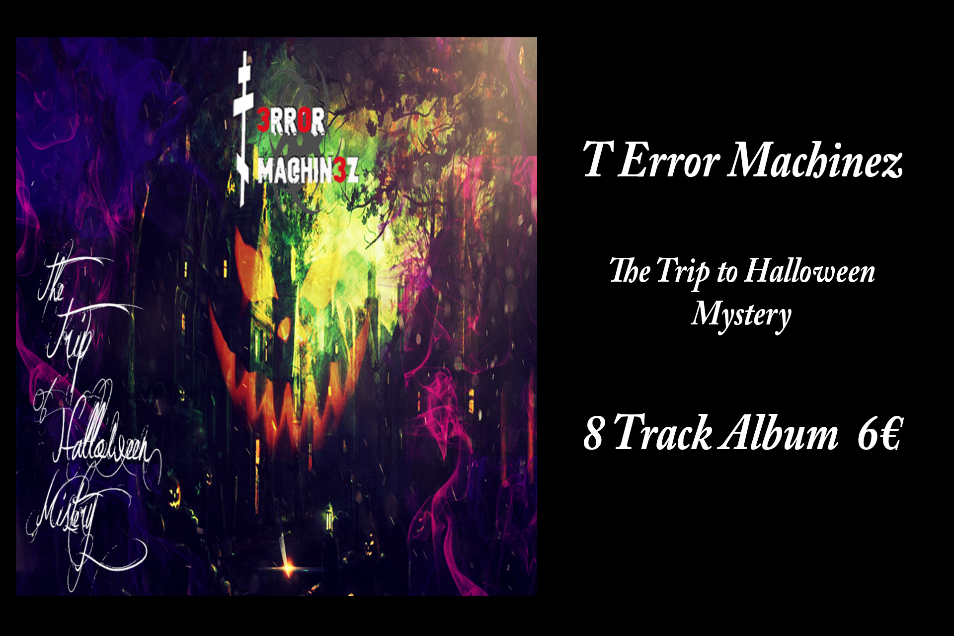 T Error MAchinez The Trip of